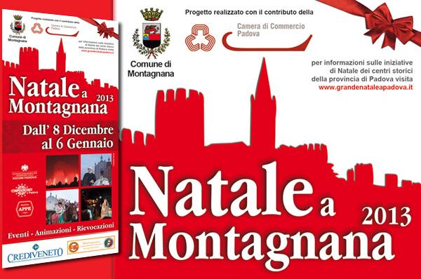 Natale a Montagnana da non perdere!!!